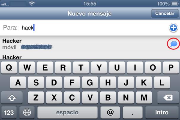 Con iMessage 2
