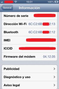 Direcciones Físicas iOS