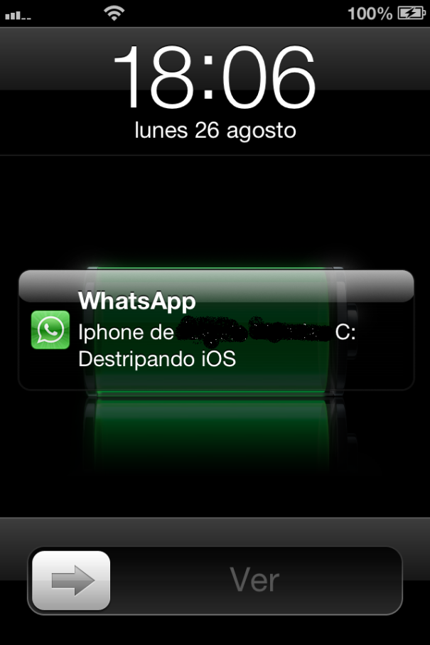 WhatsApp!