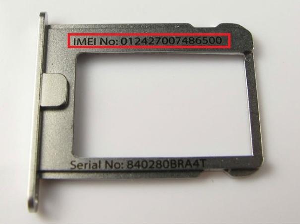 IMEI 3G 4S